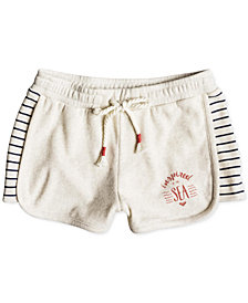 Roxy Little Girls Fleece Shorts