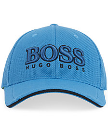 BOSS Men's Logo Baseball Cap