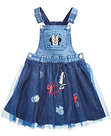 Disney Little Girls Minnie Mouse Skirtall