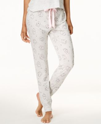 by Jennifer Moore Printed Jogger Pajama Pants, Created for Macy's