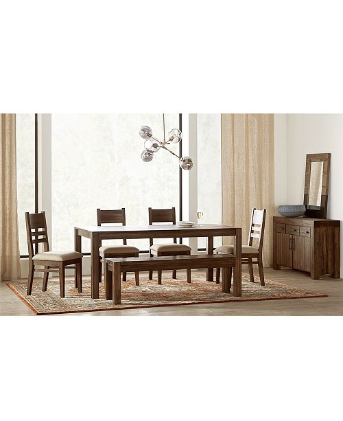 Awesome Avondale Dining Room Furniture Collection Created For Macys Pdpeps Interior Chair Design Pdpepsorg
