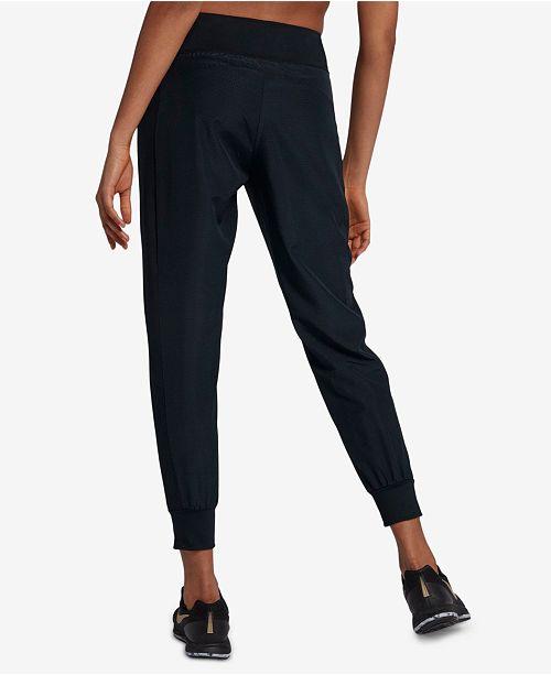Nike Dry Essential Running Pants - Pants   Capris - Women - Macy s aef92b62a