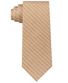 Michael Kors Men's MK Grid Silk Tie