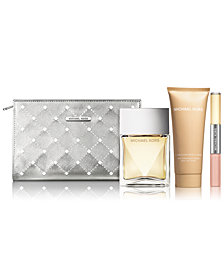 Michael Kors 4-Pc. Signature Bag Set, (A $264 Value)