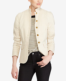 Lauren Ralph Lauren Canvas Jacket