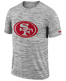 Nike Men's San Francisco 49ers Legend Velocity Travel T-Shirt