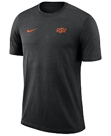 Nike Men's Oklahoma State Cowboys Dri-Fit Coaches T-Shirt