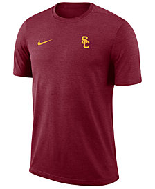 Nike Men's USC Trojans Dri-Fit Coaches T-Shirt