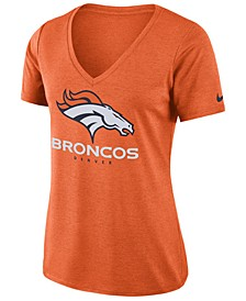 Women's Denver Broncos Dri-FIT Touch T-Shirt