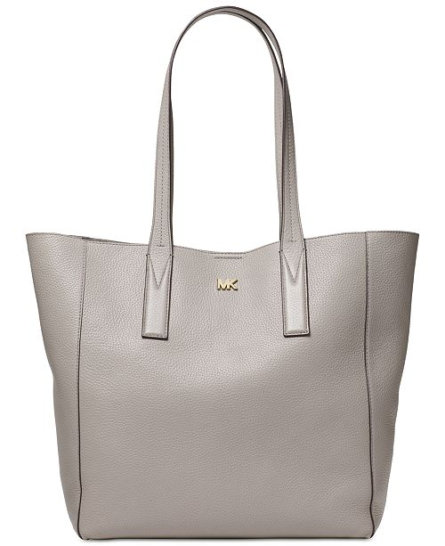 157dd275bf Michael Kors Junie Pebble Leather Tote   Reviews - Handbags ...