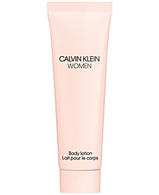 Receive a Complimentary 1-oz. Women Body Lotion with any large spray purchase from the Women fragrance collection