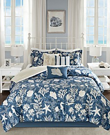 Cape Cod 7-Pc. Queen Comforter Set