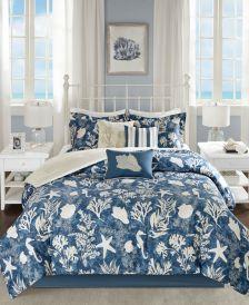 Cape Cod 7-Pc. Queen Comforter Set