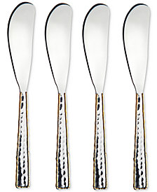 Godinger Artisan Loft Spreaders, Set of 4