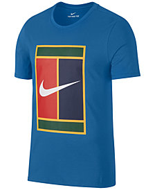 Nike Men's Court Heritage Tennis T-Shirt