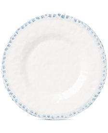 VIETRI Mosaico Blu Dinner Plate