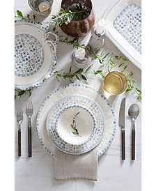 VIETRI Mosaico Blu Dinnerware Collection