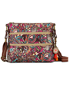 Sakroots Canvas Crossbody