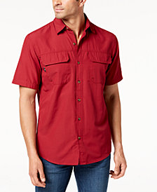 G.H. Bass & Co. Men's Sportman Fishing Shirt