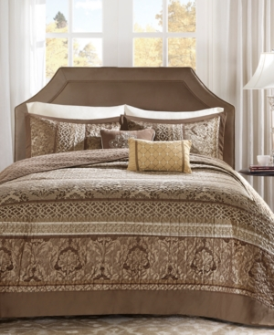 Bellagio 5-Piece Quilted King Bedspread Set