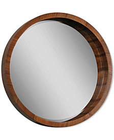 Brybjar Veneer Wall Mirror, Quick Ship