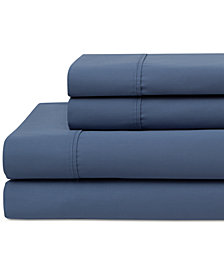 Cotton 420 Thread Count 4-Pc. Full Sheet Set