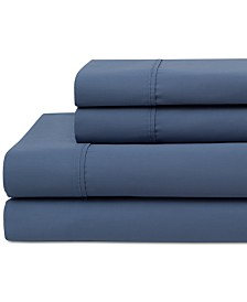 Cotton 420-Thread Count 4-Pc. Queen Sheet Set