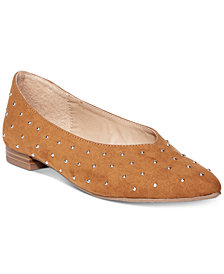 Esprit Danika Pointed-Toe Slip-On Flats