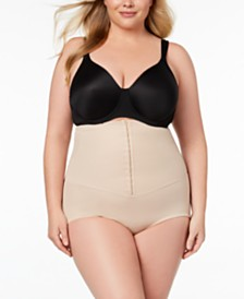 Miraclesuit Women's  Extra Firm Tummy-Control Inches Off Waist Cinching High-Waist Brief 2724