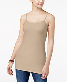 Maison Jules Long Camisole, Created for Macy's