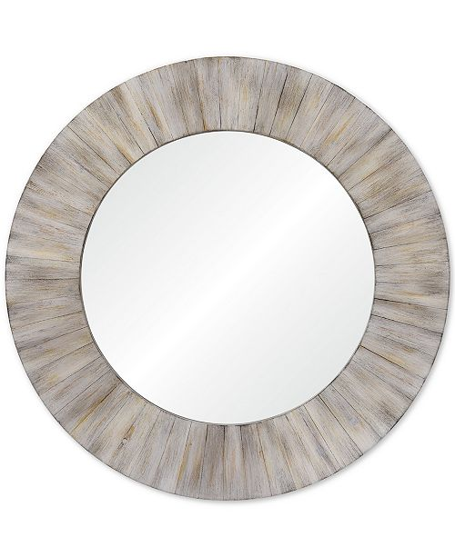 Furniture Sheldon Wall Mirror, Quick Ship