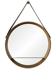 Lenola Wall Mirror, Quick Ship