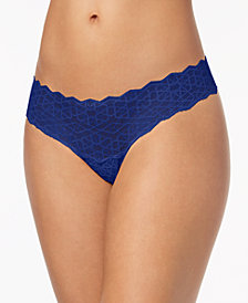 Cosabella Sweet Treats Star Sheer Lace Thong TREAT0320
