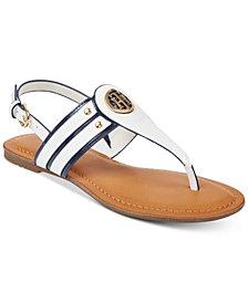 Tommy Hilfiger Lavas Slingback Thong Sandals