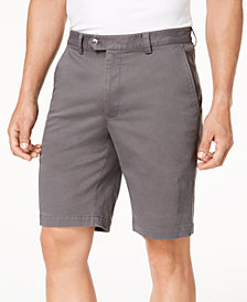 Tasso Elba Men's Stretch Shorts, Created for Macy's