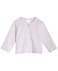First Impressions Baby Girls Cardigan Sweater, Created for Macy's