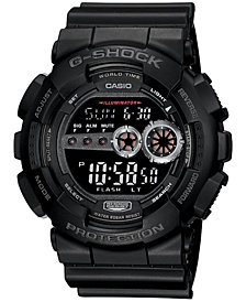 G-Shock Men's $99 Watch + FREE Bluetooth Headphones, Created for Macy's