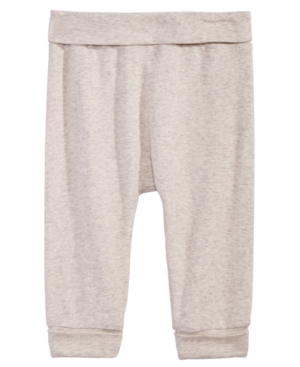 First Impressions Cotton Yoga Jogger Pants Baby Boys  Girls Created for Macys
