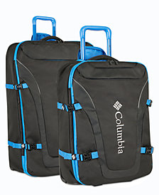 Columbia Free Roam Expandable Spinner Luggage Collection