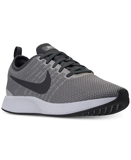 100% genuine order get online Nike Men's Dualtone Racer Casual Sneakers from Finish Line ...