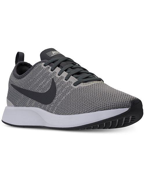 Nike Men s Dualtone Racer Casual Sneakers from Finish Line ... e1ca4ca5f