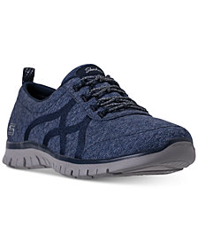Skechers Women's Relaxed Fit: EZ Flex Renew Athletic Sneakers from Finish Line