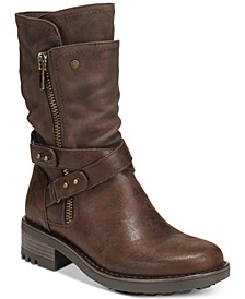Sawyer Moto Booties
