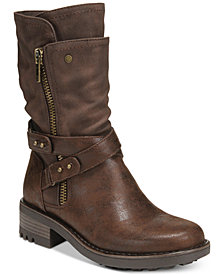 Carlos by Carlos Santana Sawyer Moto Booties