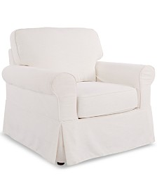 Brandee Accent Chair, Quick Ship