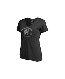Majestic Women's Vegas Golden Knights Match Penalty Finals T-Shirt