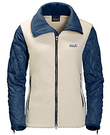Jack Wolfskin Women's Dawson Crossing Fleece Jacket