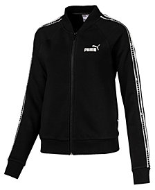 Puma Logo Track Jacket