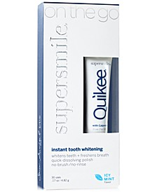 Quikee Instant Tooth Whitening Polish