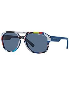 Sunglasses, AX4074S 57